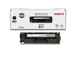 Canon Original 118 Toner Cartridge - Black