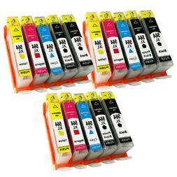 15pk for HP 564 XL Ink Cartridges Set Pack PhotoSmart Plus B