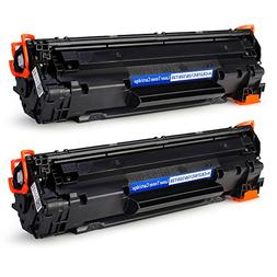 IKONG 128 Toner Compatible Toner Cartridge Replacement for C