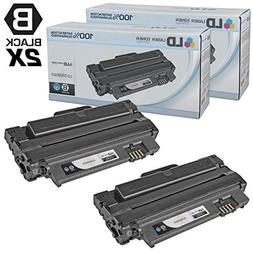 2 Compatible Dell 330-9523  Laser Toner Cartridges for use i