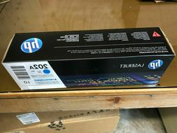 HP 202A  CF501A CYAN Cartridge CF501A Brand New Sealed Retai