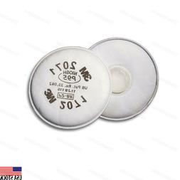3M 2071 Dust Particulate Filter P95 Pad Cartridges For Respi