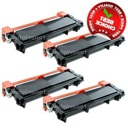4 High Yield TN660 TN630 Black Toner Cartridge HL-L2300D For