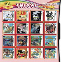 468 in1 NDS Games Multi Cartridge for NDS NDSL NDSi 3DS 2DS