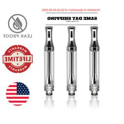 .5 / 1ML AC1003 CCELL Type Glass Ceramic Coil Wickless Cartr