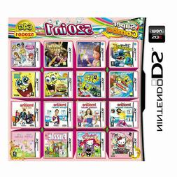 520 in 1 Games Card Cartridge For Nintendo NDS NDSL 2DS 3DS
