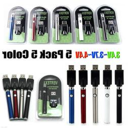 5pc push button battery vape e pen
