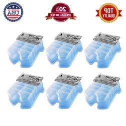 6 Count Braun Clean Renew Cartridge Refills Series 3 5 7 Gen