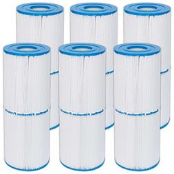 6 Guardian Pool Spa Filter Replaces Unicel C-4950 Prb50-in J