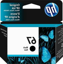 HP 67 Black Original Ink Cartridge