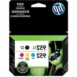 HP 952XL High Yield Black And HP 952 Cyan/Magenta/Yellow Ink