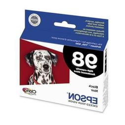 EPSON 98 High-Capacity Black Ink Cartridge #98
