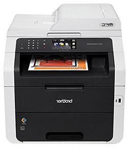 Brother MFC9340CDW BROTHER Wireless Color Laser LED All-In-O