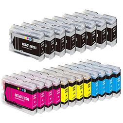E-Z Ink  Compatible Ink Cartridge Replacement for Brother LC