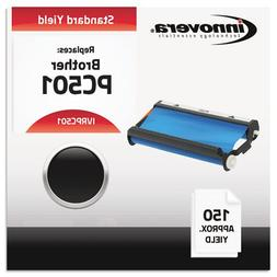 Fax Toner Cartridge for Brother IntelliFax 575  Black