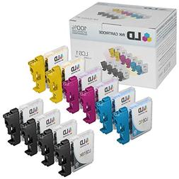 LD Compatible Ink Cartridge Replacements for Brother LC61