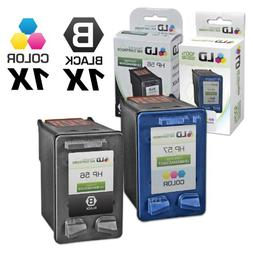 LD Remanufactured Ink Cartridge Replacement for HP 56 & HP 5