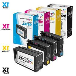 LD Remanufactured Ink Cartridge Replacements for HP 950XL &