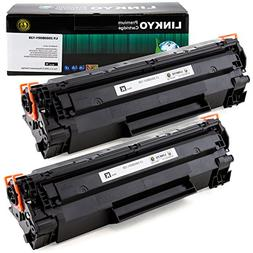 LINKYO Compatible Toner Cartridge Replacement for Canon 128