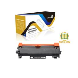 ABvolts Compatible Brother TN760 With Chip Toner Cartridge F