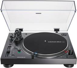 audio-technica AT-LP120XUSB-BK Turntable/Cartridge/USB/Pream