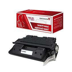 Awesometoner Compatible 1 Pack C8061X Toner Cartridge For HP