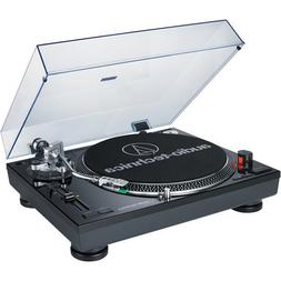 Audio-Technica Black USB DJ Turntable with ATN95E Stylus AT-