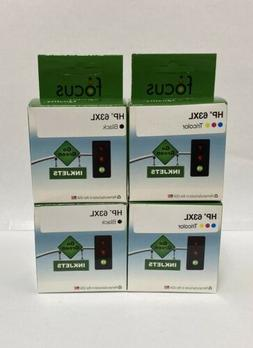 """Brand New 63xl Ink """"HIGH YIELD"""" Cartridge Combo Of 4 Pack."""