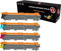 Brother Compatible High Capacity 4 PACK TN221 / TN225 TN221B