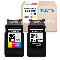 MYTONER Re-Manufactured Ink Cartridge Replacement for Canon