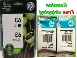 HP ch561/ch562 61 Original Ink Cartridges Combo Pack, Black/