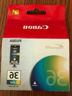 Canon CLI-36 Colored Ink Cartridge - Color - Inkjet - 1 Each