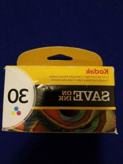 Kodak Color Ink Inkjet Cartridge 30XL 30CXL Single