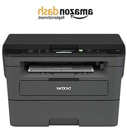 Brother Compact Monochrome Laser Printer, HLL2390DW, Conveni