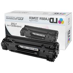 Compatible Canon 3484B001AA / 125 Black Toner Cartridge for