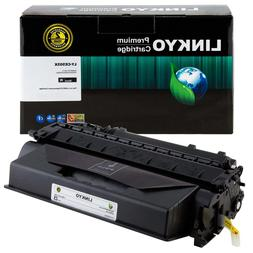LINKYO Compatible Toner Cartridge Replacement for HP 05X CE5