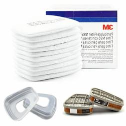 Cotton Filter/Cartridge Mask Respirator Replace Fitting For