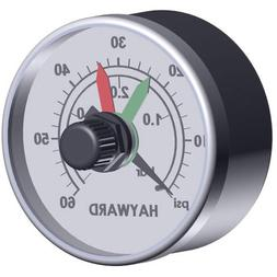 Hayward ECX2712B1 Boxed Pressure Gauge with Dial Replacement