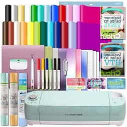 Cricut Explore Air 2 Deluxe Vinyl And Heat Transfer Vinyl Bu