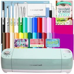Cricut Explore Air 2 Vinyl Bundle With 26 Sheets Of Vinyl An