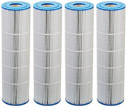 Four Pack Replacement Pool Filters Hayward CX880XRE SwimClea