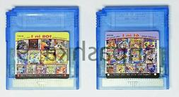 Game Boy Color cartridge 61 in 1  or 108 games in 1
