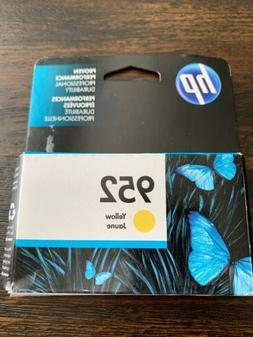 GENUINE HP 952 Yellow Ink Cartridge LOS55AN 2019 FACTORY SEA