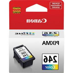 Genuine Canon CL246 color ink cartridge CL 246 for PIXMA TS3