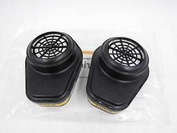 Genuine Scott Safety Model 742 Twin Cartridges/Filters G,Y S