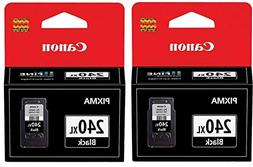 Genuine Canon PG-240XL  Black Ink Cartridge 2-Pack by Canon