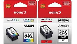 Genuine Canon PG-245 XL High Capacity Black Ink Cartridge  +