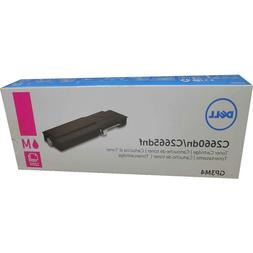 GP3M4 Magenta 1200 Page Yield Toner Cartridge for Dell C2665