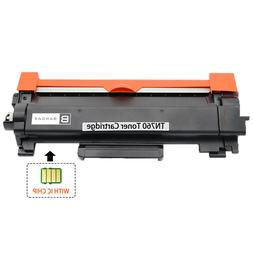 High Yield TN760 TN730 Toner Cartridge with IC CHIP for Brot