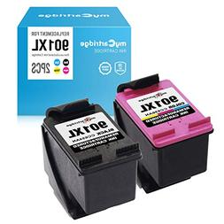 myCartridge Re-Manufactured Ink Cartridge Replacement for HP
